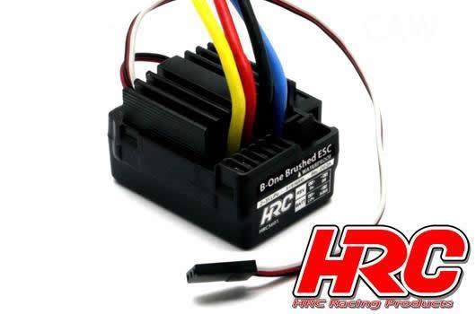 HRC REGOLATORE ELETTRONICO B-ONE 40/180A LIMIT 12T