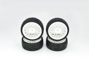 RI GOMME  RIDE 1/10 SLICK  PRECUT 24mm
