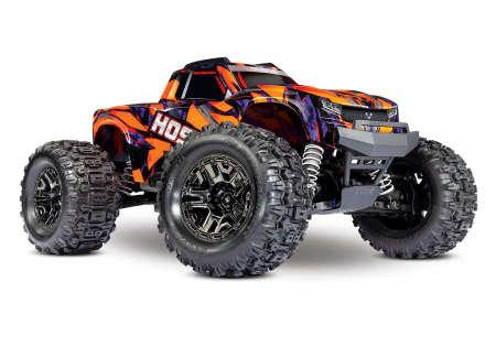 MOSTER TRUCK HOSS 4X4 VXL 3S 4WD  RTR  (arancione) AUTO-RADDRIZZAMENTO