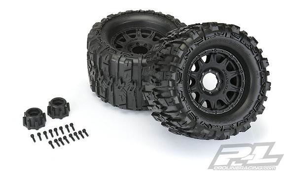 PL GOMME MONSTER TRUCK MONTATE