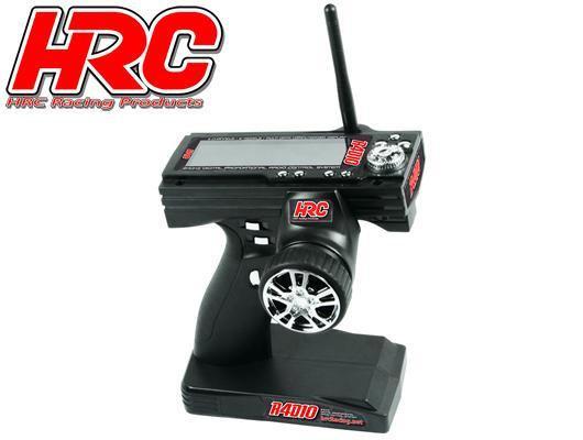 HRC9461A RADIO 2,4gHz 3 CANALI R4D10