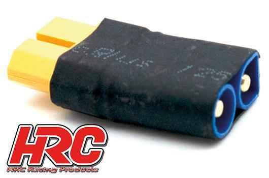 HRC ADATTATORE VERSIONE COMPLETA XT60(F) A EC3(M)