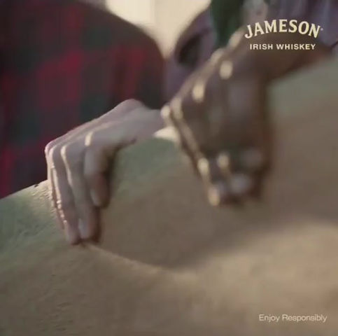 Jameson 'Always in to mix in'