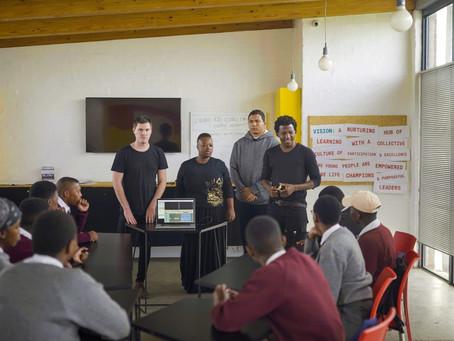 Blackboard masterclasses: Thandisaw Ndaba, Chad Naidoo and Mark Ash champion Ludus' Corporate Social