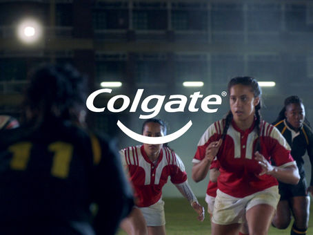 Colgate 'Rugby'