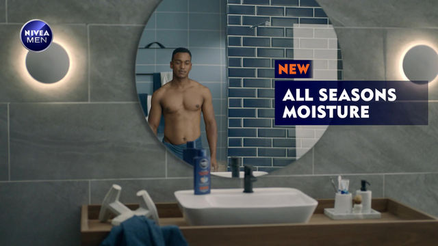 Nivea Men 'All Season's Moisture'