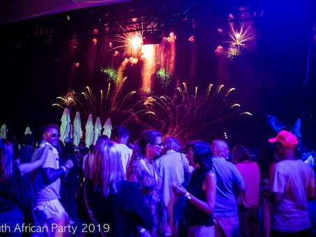 The Annual South African Party at the Cannes Lion Festival!