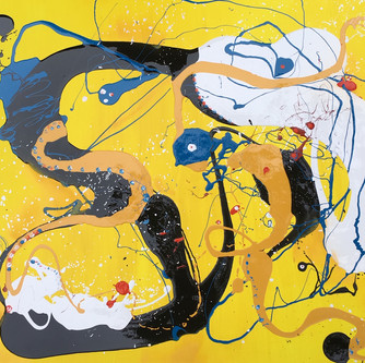 Play 100x150 cm. sold