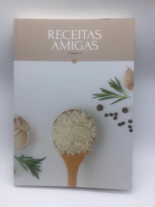 Livro de Receitas Culinárias