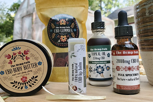 CBD Goodie Box