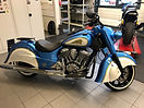 09 Blue Indian