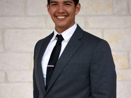 Hispanic Presidents' Council Student Spotlight, February 2019