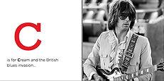 Cream - Eric Clapton