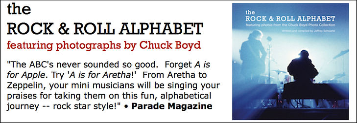 Rock & Roll Alphabet, Children's Book, Amazon