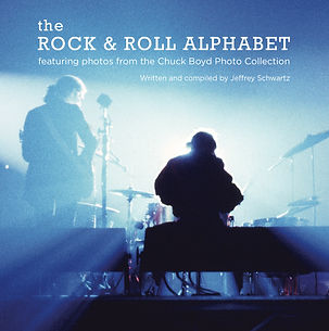 Rock and Roll Alphabet, Jeffrey Schwartz, Chuck Boyd, Amazon