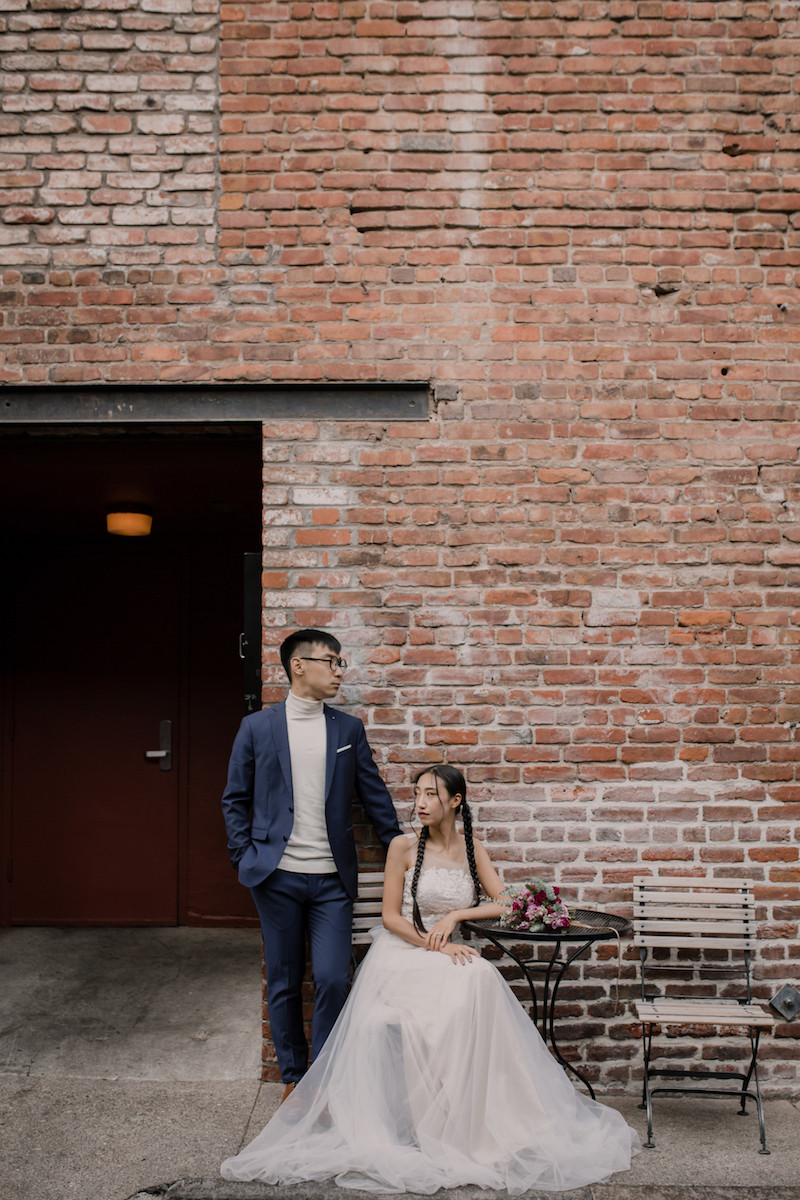 An Engagement Session in San Francisco