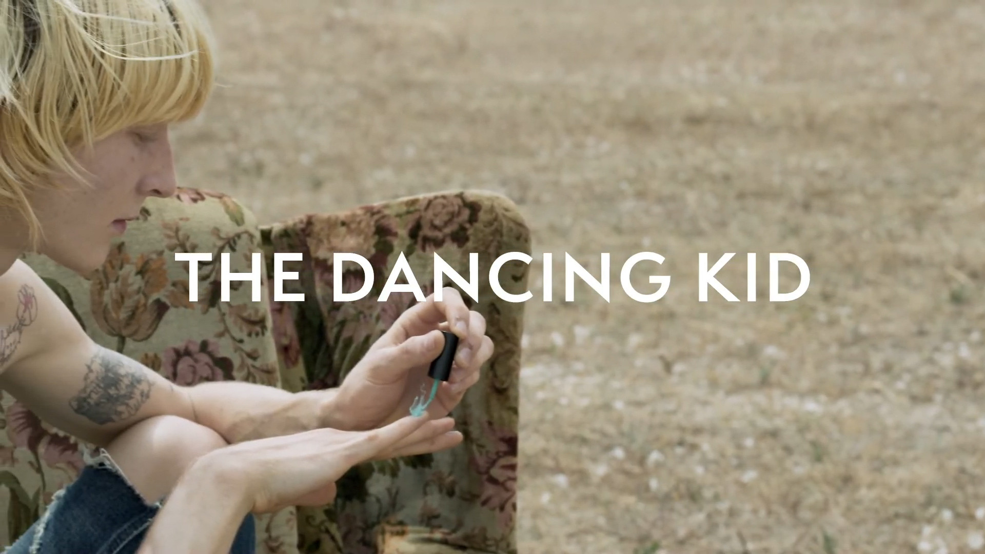 CELINE  .  THE DANCING KID