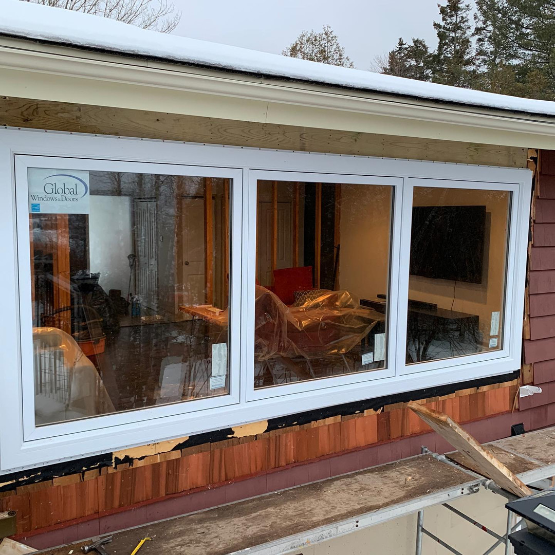 13x5 global window installation