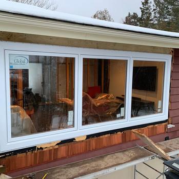 13x5 global window installation