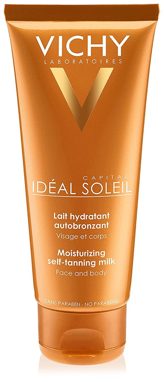 Vichy Capital Idéal Soleil Moisturizing Self Tanner Milk