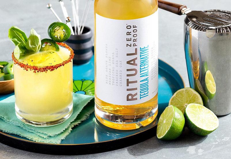 Alcohol-free margarita