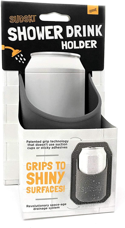Silicone drink holder