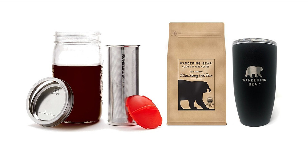 Cold Brew coffee set