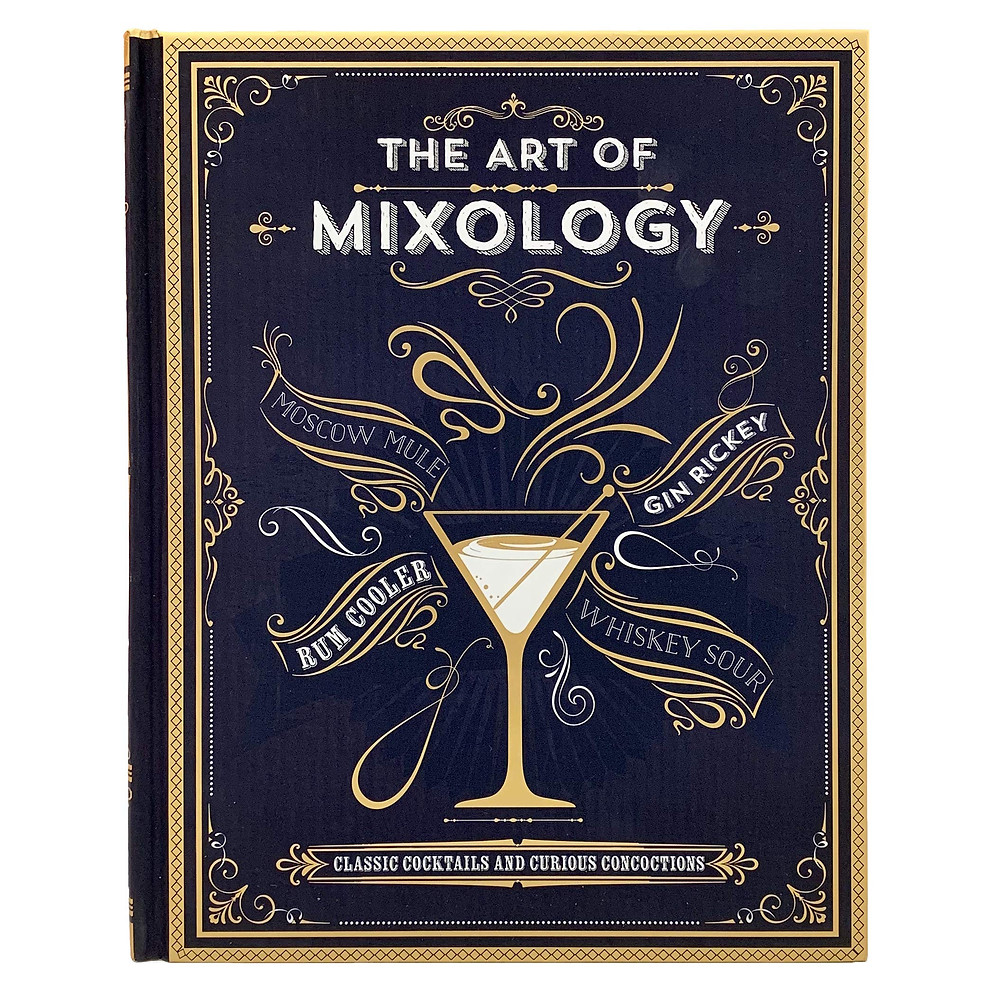 Mixology book