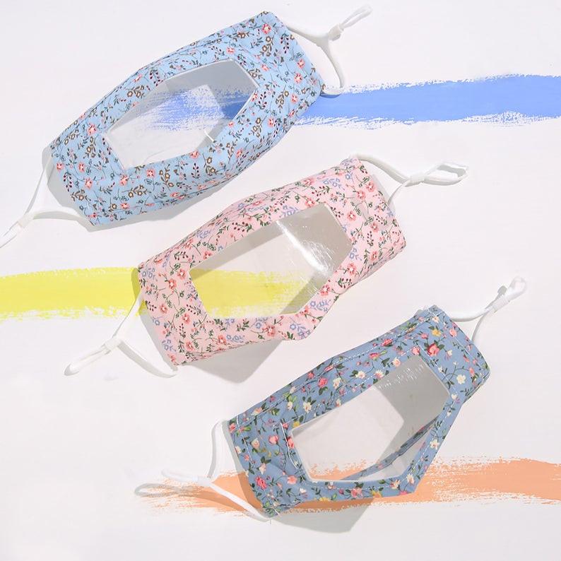 4.SomoFinds floral masks