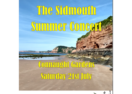 Summer Concert and Picnic in Sidmouth