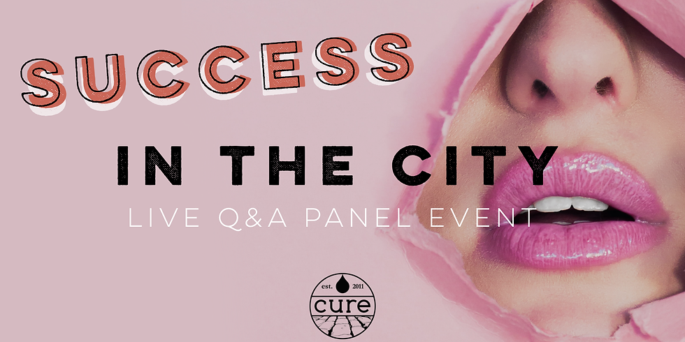 Success In The City - Galentine's Q&A Panel