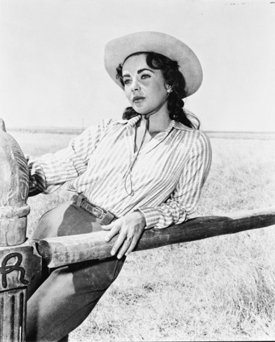 1956: Жүжигчин Elizabeth Taylor Gian