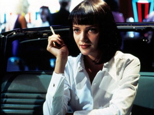1994: Uma Thurman Pulp Fiction кинон