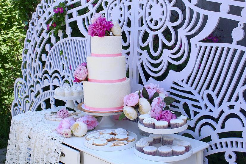 Sweet wedding set