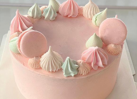 BERRY BOMB CAKE