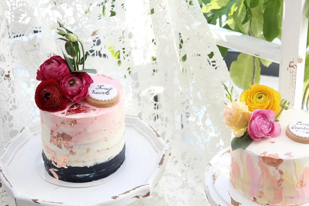Sweetland mongolia cake