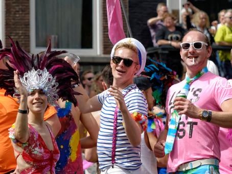 שבוע הגאווה באמסטרדם