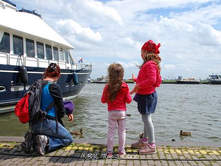 הולנד עם ילדים ובני נוער