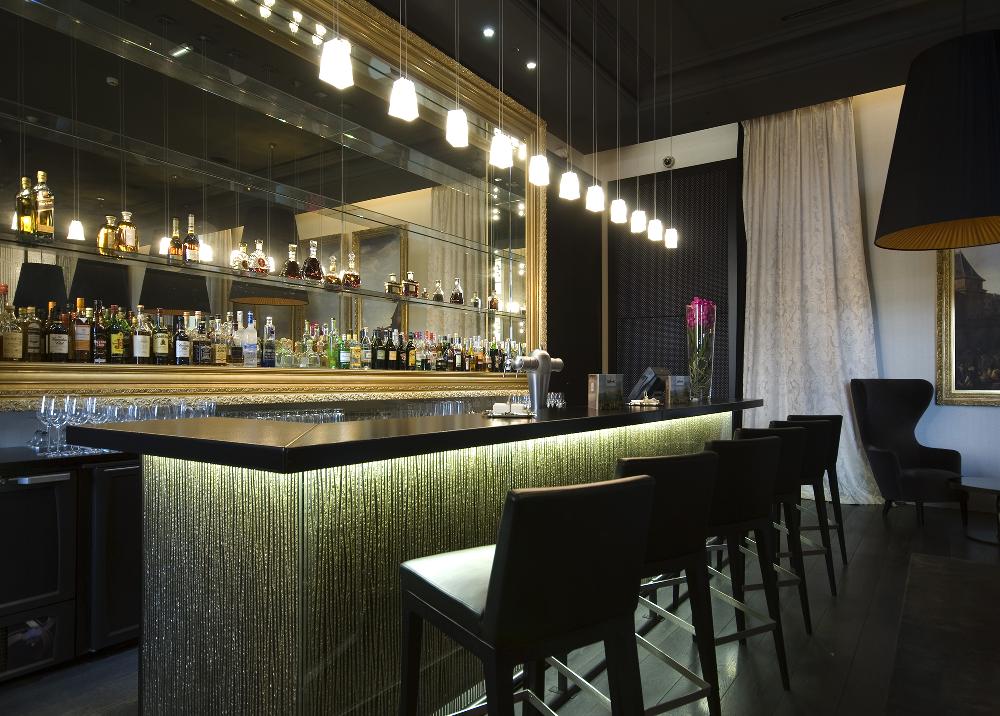 InterContinental Marseille - Hotel Dieu - Bar Le Capian
