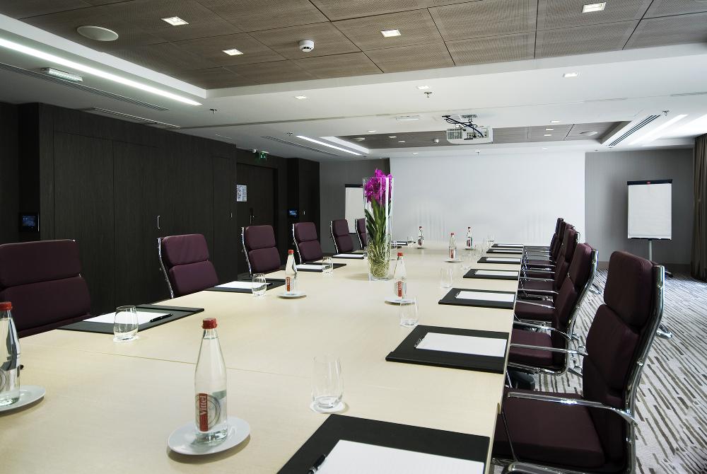 InterContinental Marseille - Hotel Dieu - Meeting Room