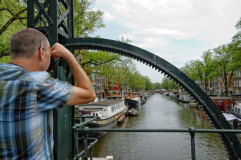 Photography workshop in Amsterdam with Inbal Tur-Shalom