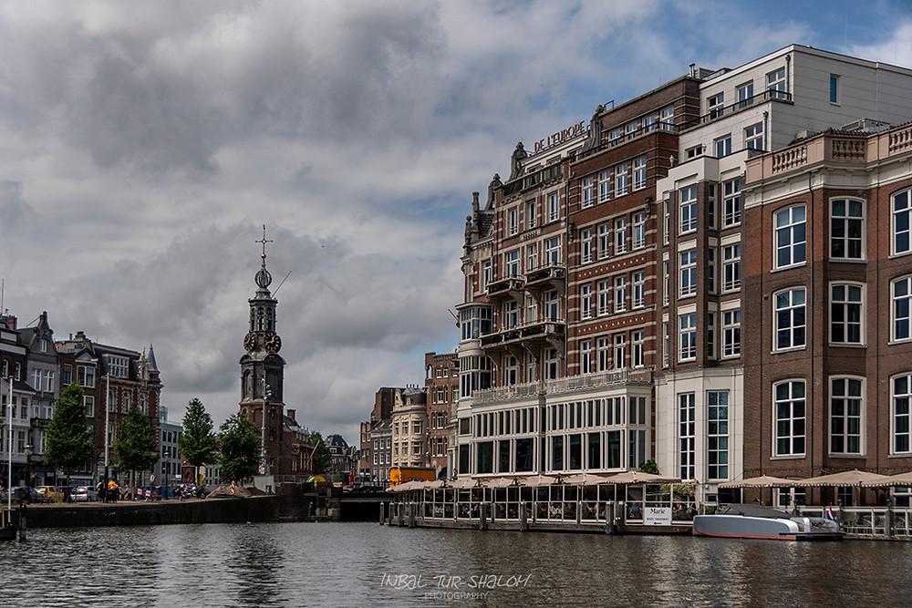 Munttoren in Amsterdam