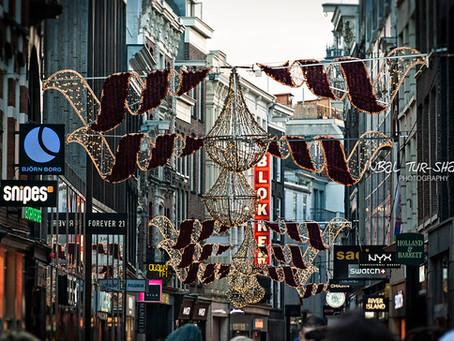 חופשת כריסטמס וערב השנה החדשה באמסטרדם - מה קורה בעיר, אטרקציות ושעות פעילות