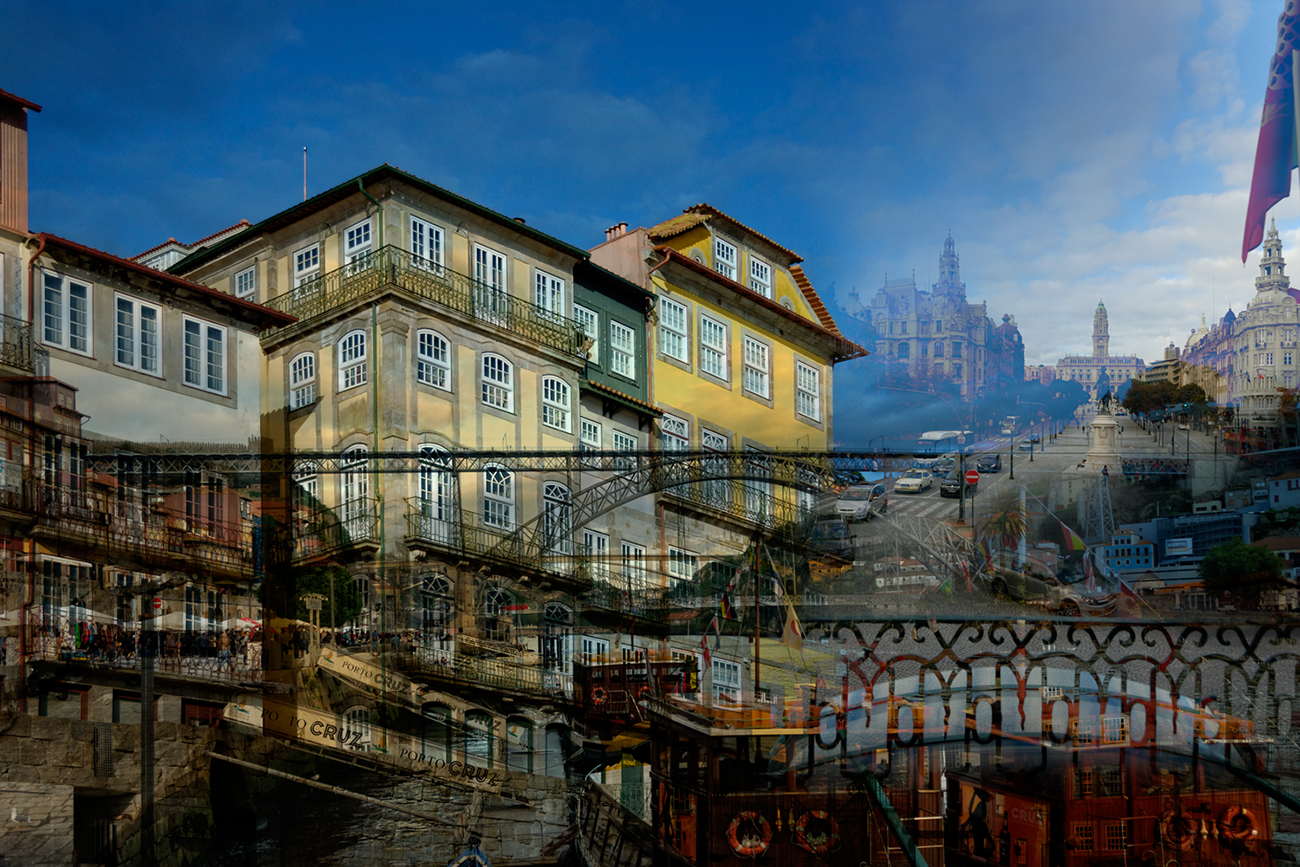 Urban Photography Porto