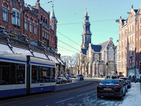 חופשה חורפית באמסטרדם - טיפים להתמודדות עם מזג האוויר