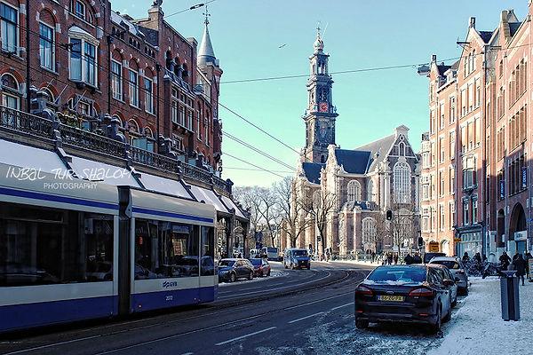 Westertoren in Amsterdam
