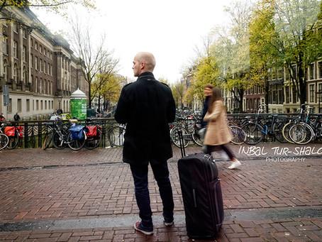 התמצאות וניווט בחופשה באמסטרדם - הטיפים שישנו לכם את החיים