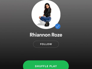 My New Artist Name on Spotify