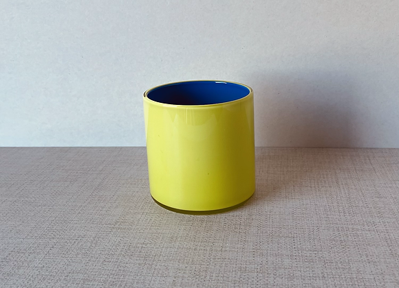 Two color cup #48