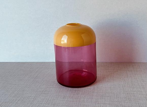 Short vase #57